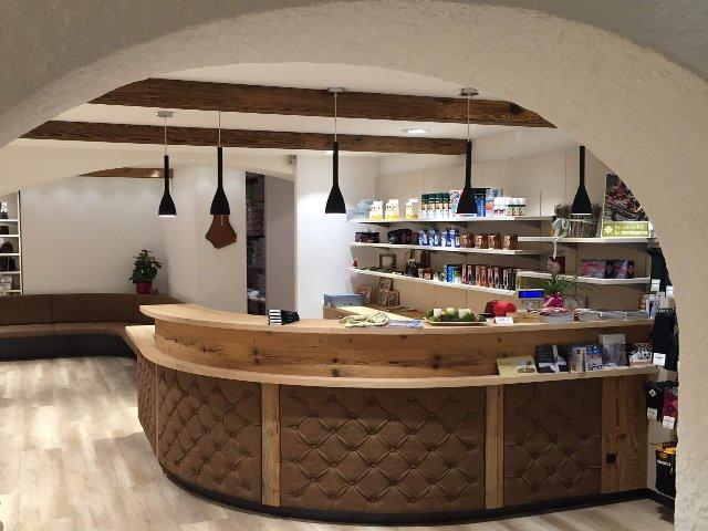 Schuhhaus La Sala Meran led-tec