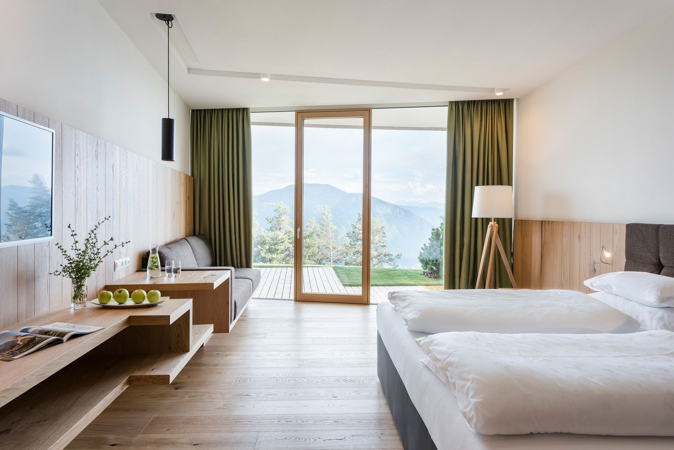 Hotel Belvedere Jenesien